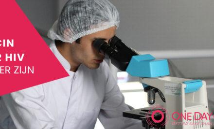 HIV   AIDS het vaccin, hoe ver zijn we?