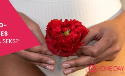 Bloedverlies bij/na seks of tussen de menstruaties